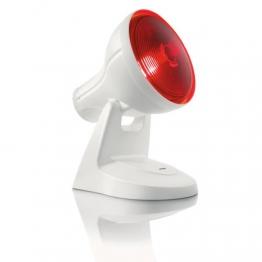 Philips HP3616/01 InfraPhil Infrarot-Lampe, kleine Bestrahlungsfläche, 150 Watt - 1
