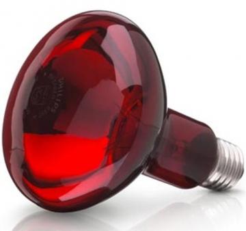 Ersatz-Lampe für Infrarotstrahler 100W -
